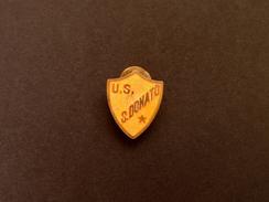 Pin U.S. S. Donato -P490 - Pin's