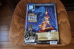 ALBUM DES EXPOSITIONS STAR WARS 2012 Paris Musée Des Arts Décoratifs - First Release (1977-1985)