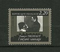 """FRANCE 1986  N° 2442 """"  Cinquantenaire De La Cinémathèque Francaise ( Francois Truffaut L'enfant Sauvage) """"    NEUF - Blocs & Feuillets"""