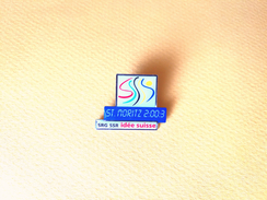 Pin S. Moritz -P496 - Pin's