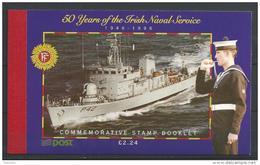Irlande 1996 Carnet N°958 Neuf ** Marine Militaire - Libretti