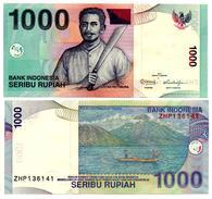 Indonésie - 1000 Rupees 2013 (UNC) - Indonesia