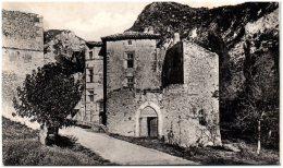26 SAOU - Le Chateau De Lastre, Ancienne Demeure De Diane De Poitiers   (Recto/Verso) - France