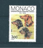 Monaco Timbres De 1988 Neufs** N°1624 - Mónaco