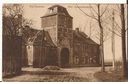 RIJCKHOVEN BILZEN HET APOSTELENHUIS Postkaart  Niet Gelopen 1090 D3 - Bilzen