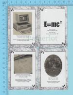 Jeu De Carte, Evenements Important, Dates Importantes, 56 Cartes - 8 Scans - Cartes à Jouer Classiques