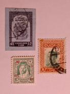 JORDANIE  1950-54   LOT# 2 - Jordanie