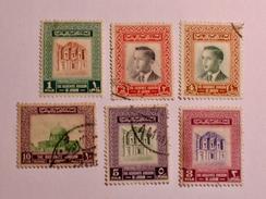 JORDANIE  1955-64   LOT# 4 - Jordanie