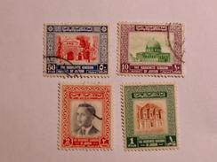 JORDANIE  1955-64   LOT# 5 - Jordanie