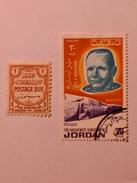 JORDANIE  1957-66   LOT# 7 - Jordanie