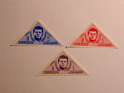 JORDANIE  1964   LOT# 9  John F. Kennedy - Jordanie