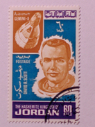 JORDANIE  1966   LOT# 10 - Jordanie