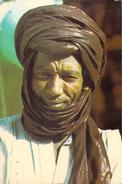 Afrique- MAURITANIE  (Mauritania) Homme Bleu Du Désert *PRIX FIXE - Mauritanie