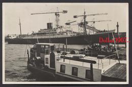 Rotterdam - Havenzicht  / Rotterdam - Harbor View  -mt-Klipfontein 1939 - Cargos