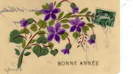 Fantaisie Violettes Celluloïd - Fantaisies