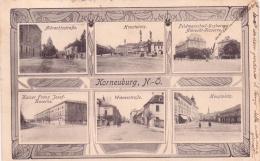 ALTE  AK  KORNEUBURG / NÖ  -  6 Versch. Ansichten -  1912 Gelaufen - Korneuburg