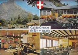 ENTREMONT LE VIEUX  CHALET HOTEL RESTAURANT DU COL DU GRANIER (chloé6) - Hotels & Restaurants