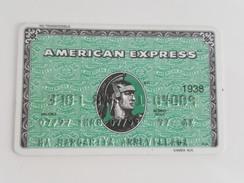 MEXICO - CREDIT CARD - AMERICAN EXPRESS - 1997 -  RARE - - Geldkarten (Ablauf Min. 10 Jahre)