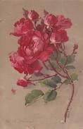 "Cartes Postales > Thèmes > Illustrateurs - Signés > Klein, Catharina "" Branche E Roses  "" - Klein, Catharina"