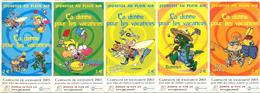 HB-A 061 Série D'autocollants JPA 2003 - Stickers