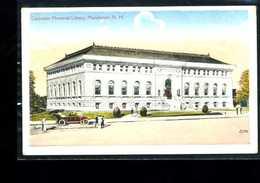 Carpenter  Memorial Library - Manchester