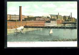 Amoskeag Mills - Manchester