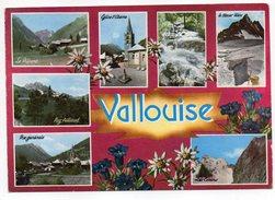 VALLOUISE (alt 1167m) - Multivues--Souvenir-- Cpm N° 8634 éd Société  Editions De France....pas Très Courante - France
