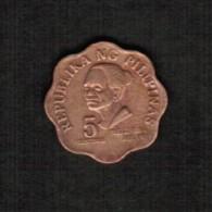 PHILIPPINES  5 SENTIMOS 1978 (KM # 206) - Philippines