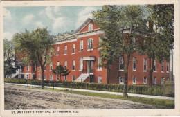 Illinois Effingham St Anthony's Hospital 1923 - Otros