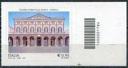 "ITALY / ITALIEN / ITALIE 2016 -  The Teatro Comunale ""Bonci"" Of Cesena, Theater, Theatre, Architecture - 6. 1946-.. Republic"