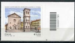 ITALY / ITALIEN / ITALIE 2016 -  The Basilica Sanctuary Of Santa Maria Della Quercia In Viterbo, Church, Architecture - 6. 1946-.. Republic