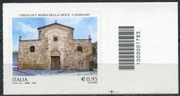 ITALY / ITALIEN / ITALIE 2016 -  Santa Maria Della Croce Church In Casarano, Church, Architecture, Christianity - 6. 1946-.. Republic