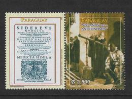 PARAGUAY-2010-GALILEO GALILEI-ITALIAN ASTRONOMER & PHYSICIAN-MNH- - Paraguay