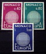 MONACO # 768-770.   Europa.   MNH (**) - Monaco