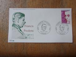 FRANCE (1974) Francis POULENC - Zonder Classificatie