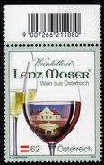 ÖSTERREICH 2012 ** Wein, Weinkellerei Lenz Moser / Wein Aus Österreich - MNH - Wein & Alkohol