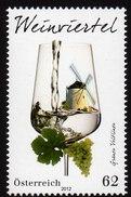 ÖSTERREICH 2012 ** Wein, Weinregion Weinviertel / Grüner Veltliner - MNH - Wein & Alkohol