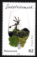 ÖSTERREICH 2013 ** Wein, Weinregion Südsteiermark / Sauvignon Blanc - MNH - Wein & Alkohol