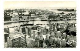 TOP 645 DUNKERQUE PANORAMA  DU PORT BASSIN DU COMMERCE - Dunkerque