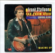 D2    BANDE ORIGINALE STAYING ALIVE FRANK STALLONE 1983   FAR FROM  EVER - Soundtracks, Film Music