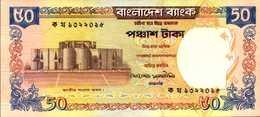 BANGLADESH  50 TAKA De 2000nd  Pick  36  UNC/NEUF - Bangladesh