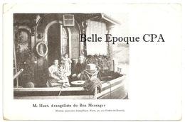 75 - PARIS 09 - 36, Rue Godot-de-Mauroy - M. HUET, Évangéliste Du BON MESSAGER - Mission Populaire Évangélique +++++ - Distretto: 09