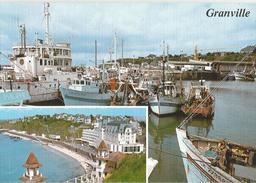 GRANVILLE LE PORT - BARCHE - Barche