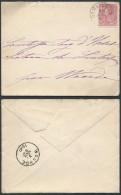 AO555 Lettre De Ormeignies à Weerde 1890 - Non Classés