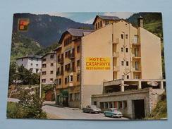 Hotel COMA - ORDINO () Anno 19?? ( Zie Foto Details ) ! - Andorre
