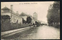 MARTEL- LOT -Les Fossés -  Recto Verso-Paypal Sans Frais - Autres Communes