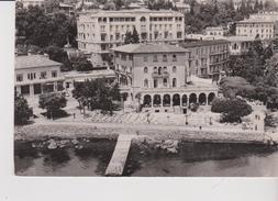 CPSM 10X15. YOUGOSLAVIE . OPATIJA . (Vue  Aérienne ) - Yougoslavie