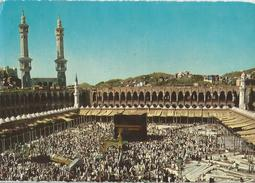 THE PILGRIMS AROUND THE HOLY KAABA - Arabia Saudita
