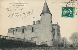 LE CENDRE - CHÂTEAU De GONDOLE PRES LE CENDRE - Francia