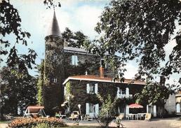 01-CHATILLON-SUR-CHALARONNE- CHATEAU DE BISSIEUX - Châtillon-sur-Chalaronne